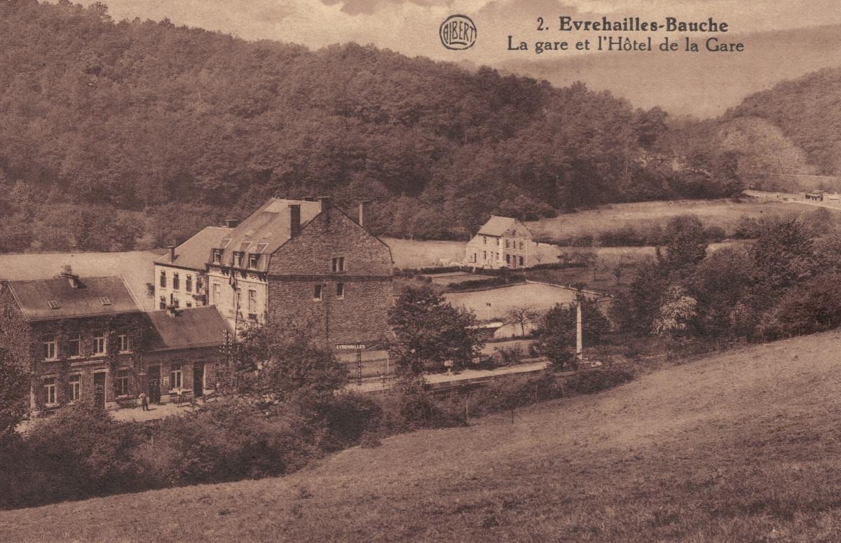 Evrehailles